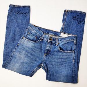 Rag & Bone X Boyfriend Jeans in Ballard Size 24